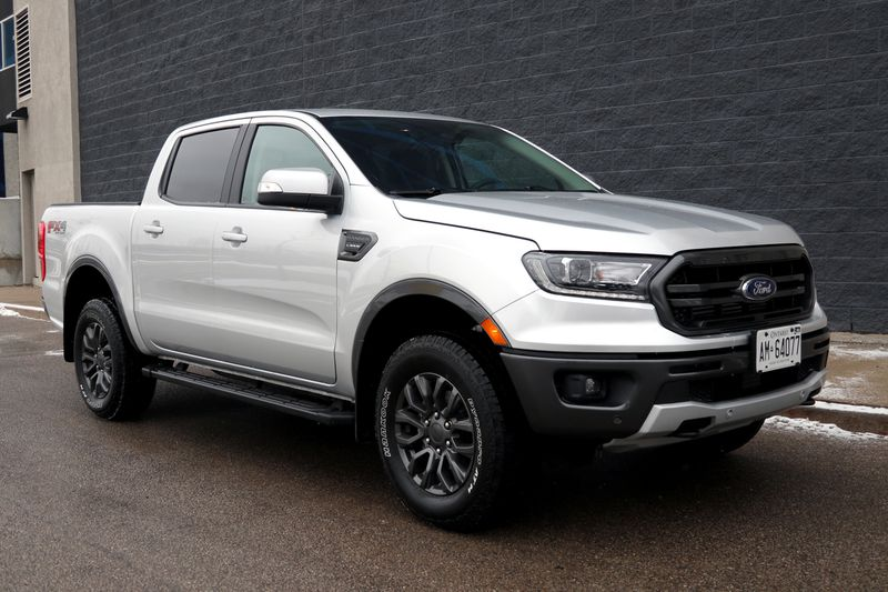 2019 Ford Ranger Lariat with FX4 Off-Road Package