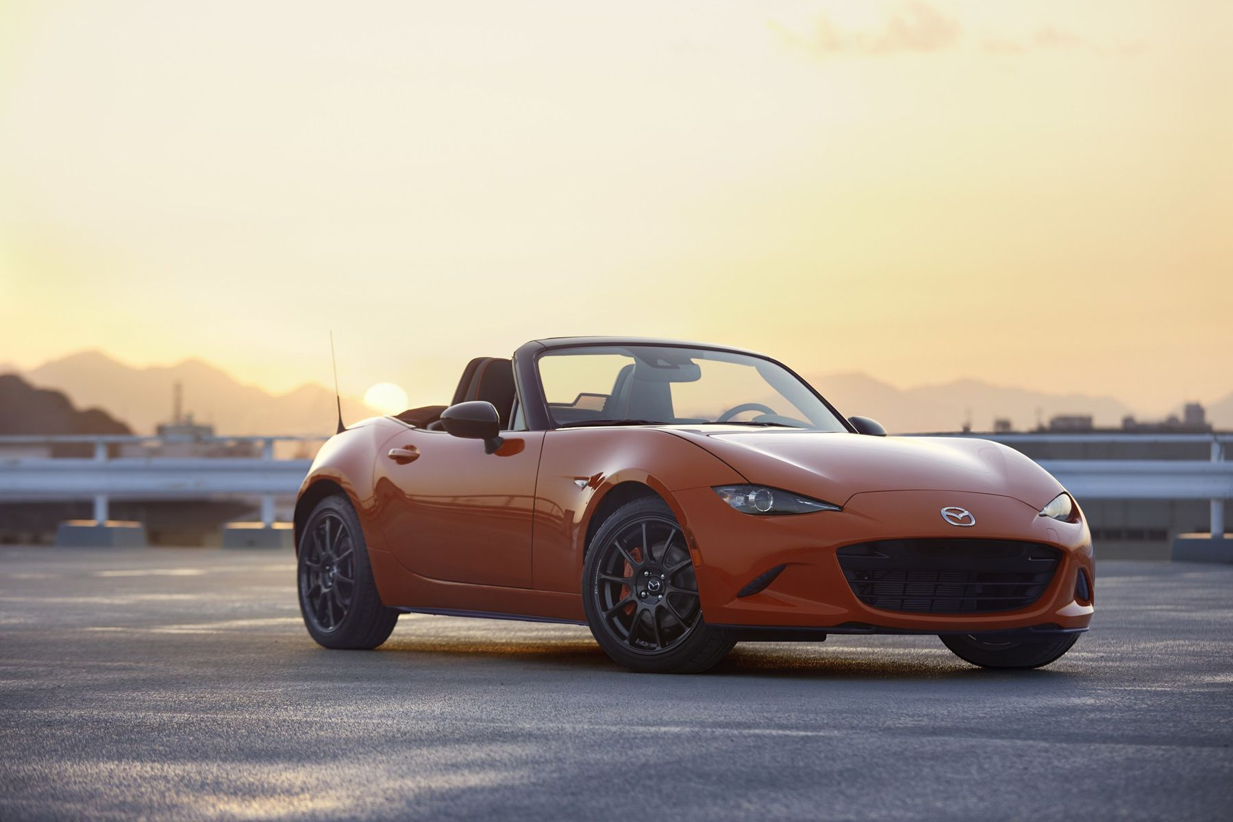 Mazda Canada Inc--Mazda Unveils MX-5 30th Anniversary Edition in