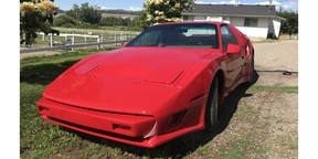 The brainchild of a group of Granville Island Keg waiters, the Enterra was a GM-backed flight of fancy that turned otherwise normal Pontiac Fieros into Ferrari-esque sportscars. Only 38 were built out of the Burnaby factory, and one will be at next week's Vancouver International Auto Show.