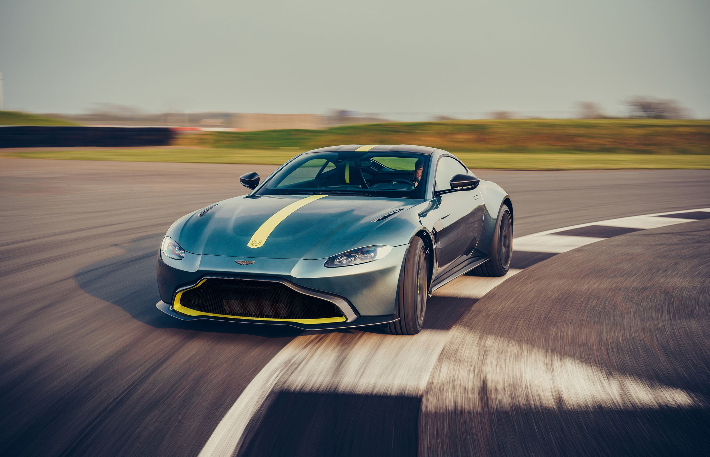 Aston Martin Going Hyper Limited With Vantage Special Editions Driving