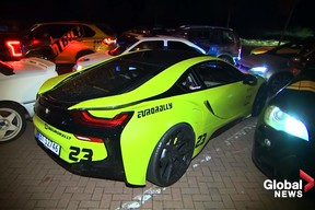 Eurorally 2019 vehicles seized by German police