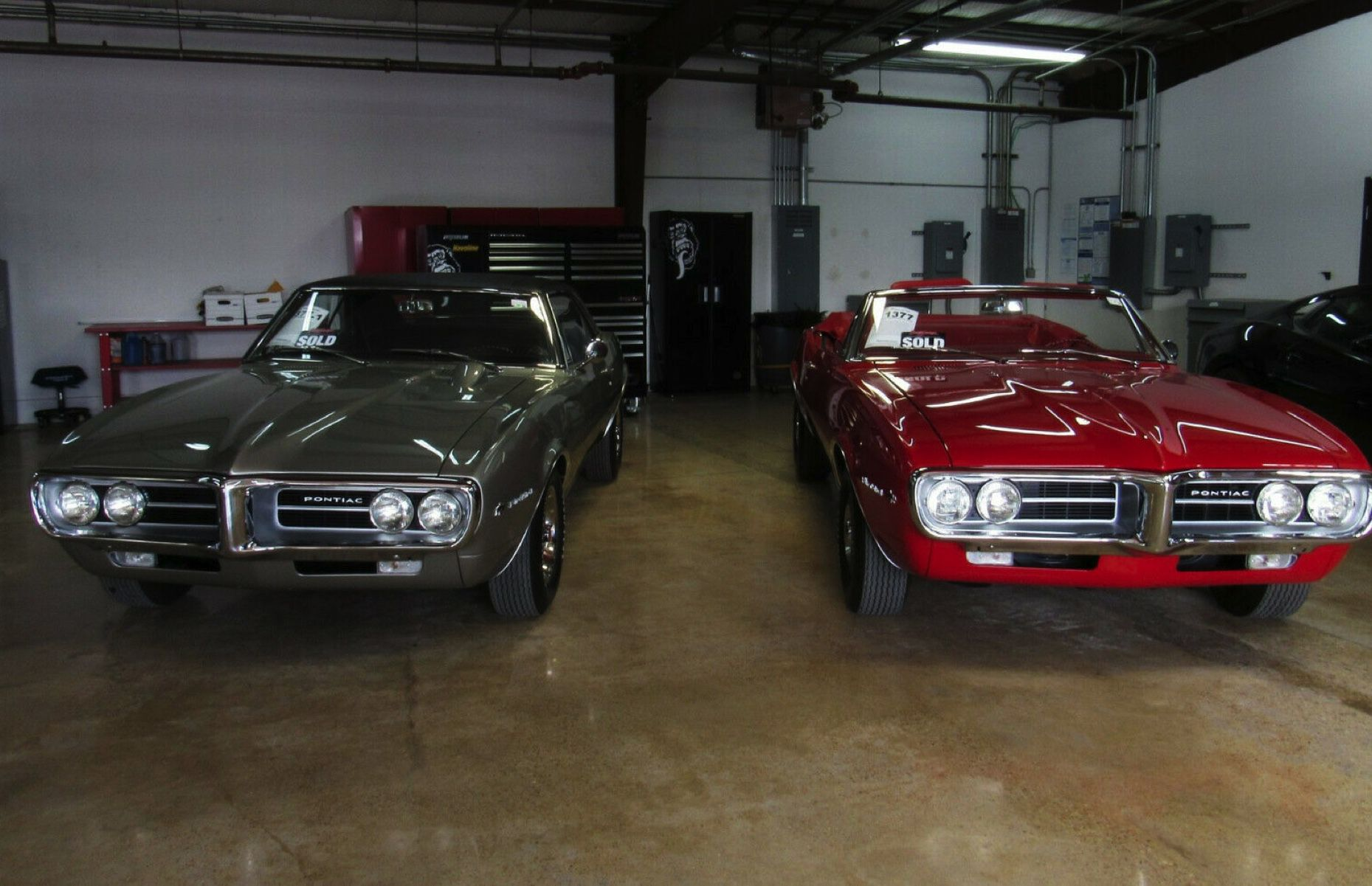 The first two Firebirds ever built are now for sale eBay - 1