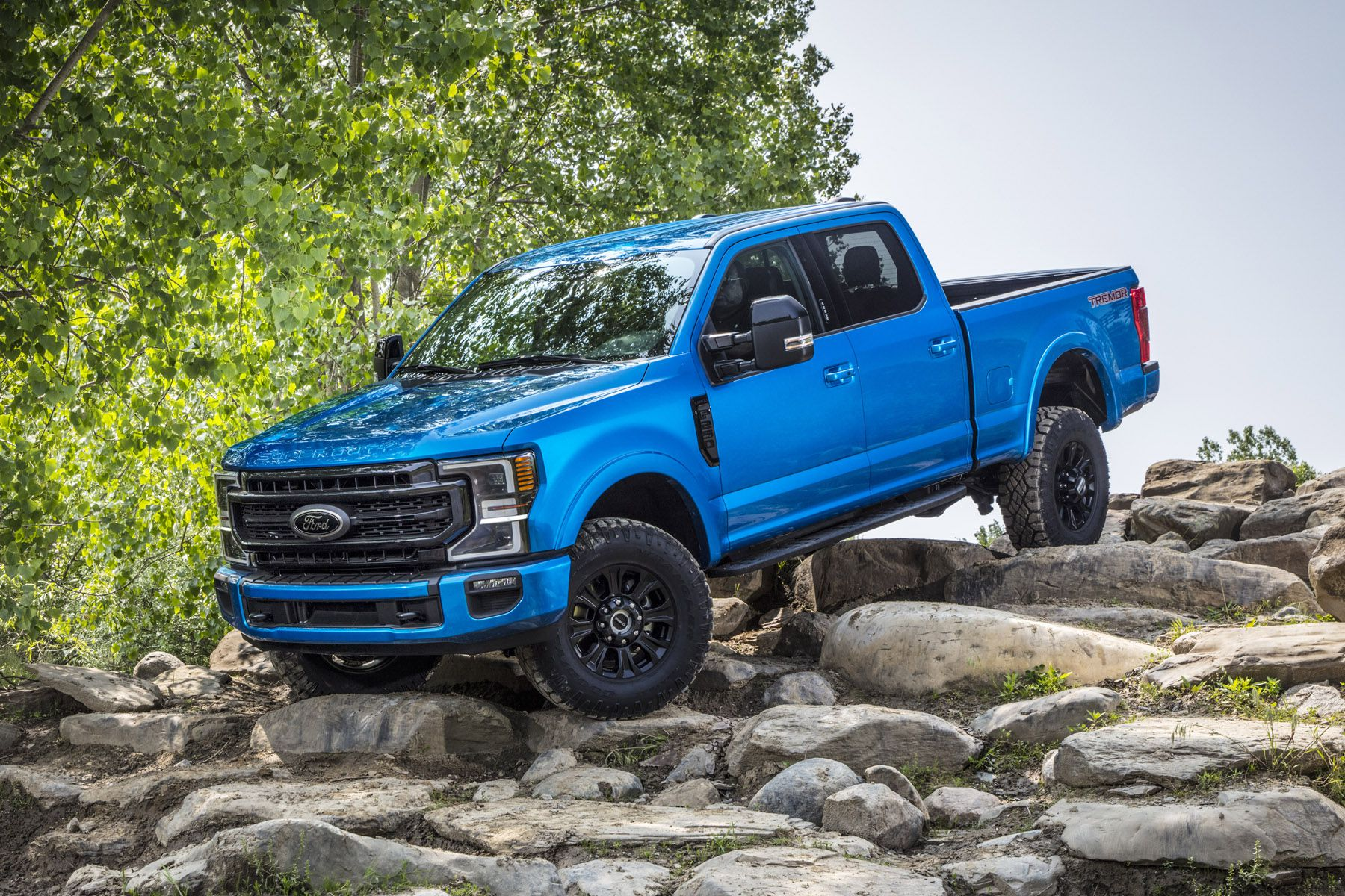 All-New 2020 F-Series Super Duty