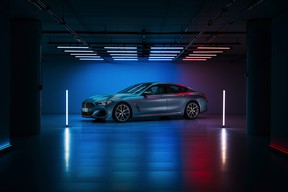 BMW reveals the 2020 8 Series Gran Coupe