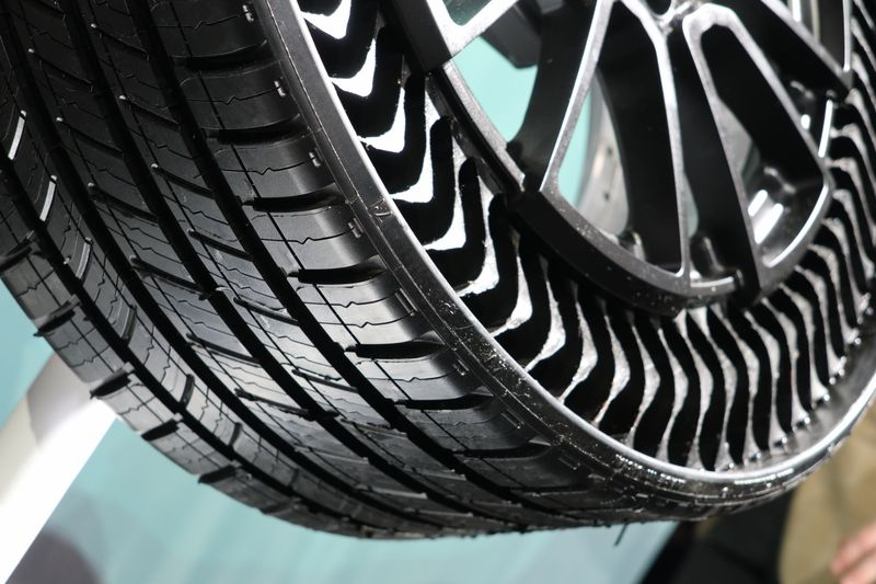 img 3943 Michelin and GM want to run airless tires in five years