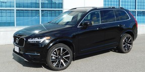 With a combined power output of 400 horsepower and an extensive laundry list of luxury features—including the best seats in the business—the seven-passenger 2019 XC90 T8 Inscription is the epitome of a flagship SUV.