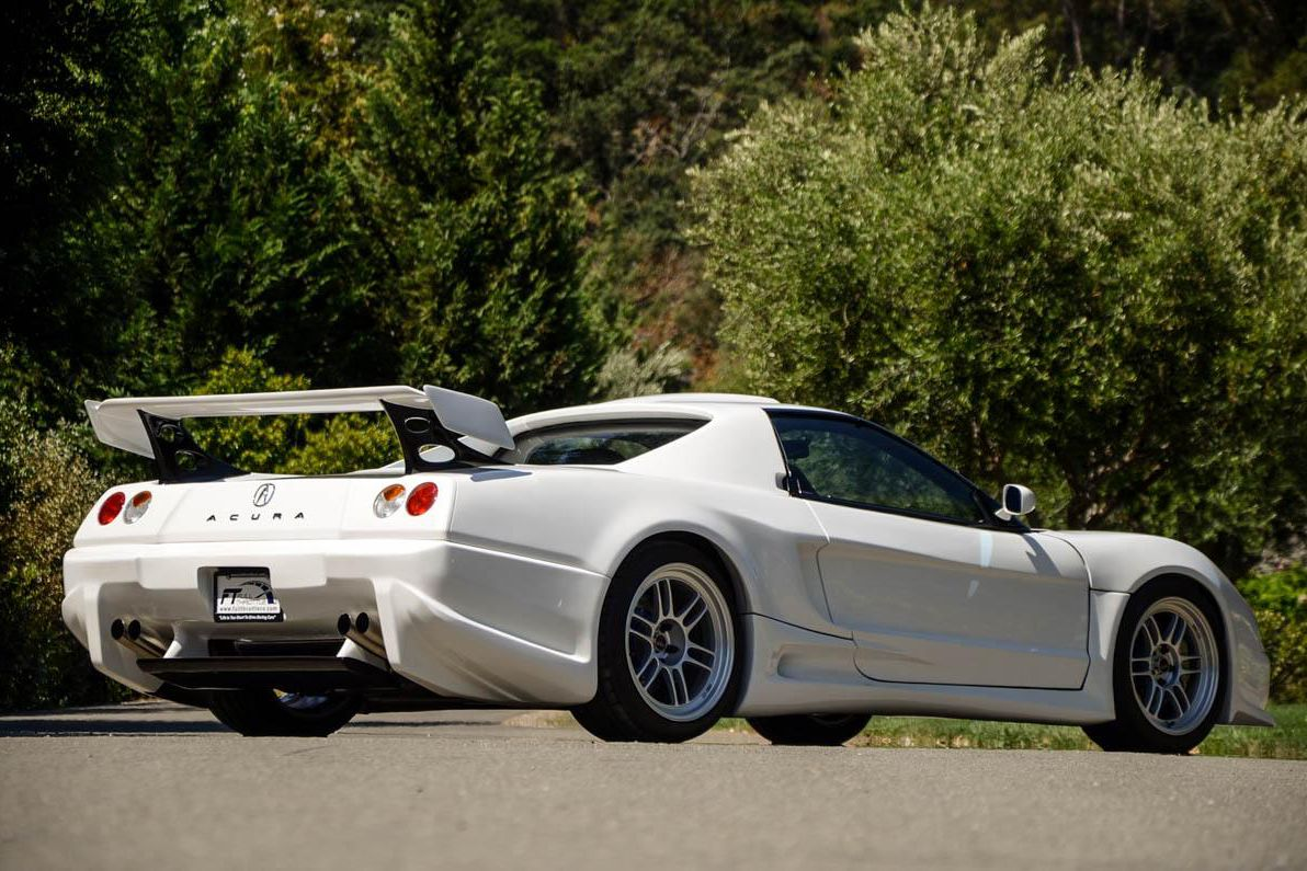 1991 acura nsx widebody supercharged
