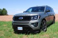 The 2020 Ford Expedition