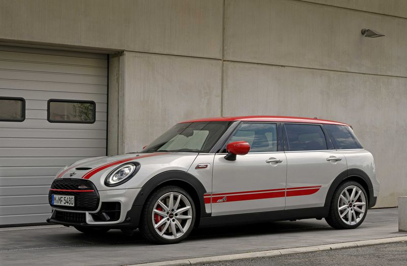2020 Mini JCW Clubman All4