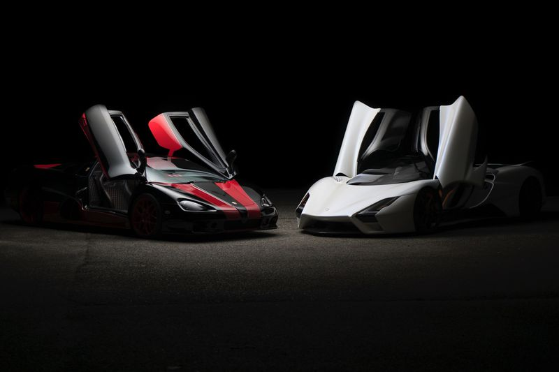 The SSC Tuatara beat the world's fastest car record for real this time