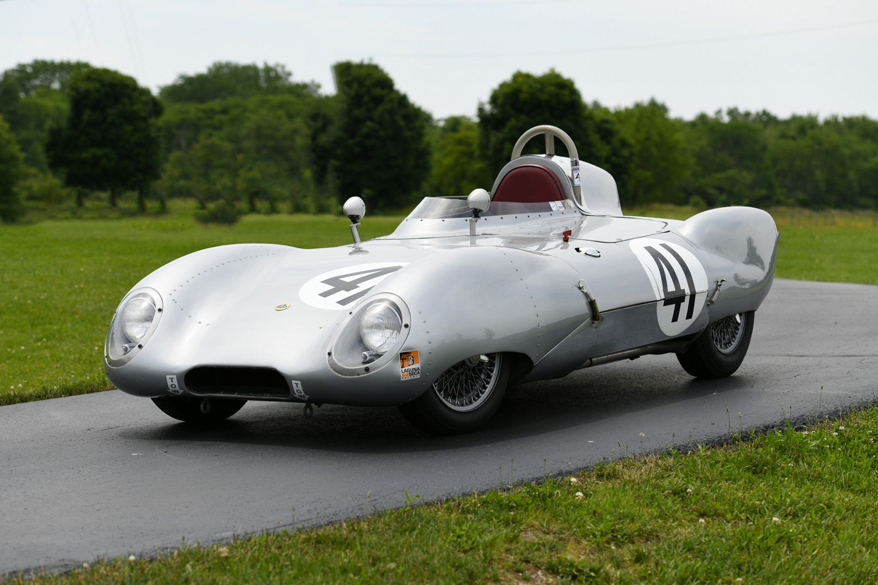 1956 Lotus 11 Lemans