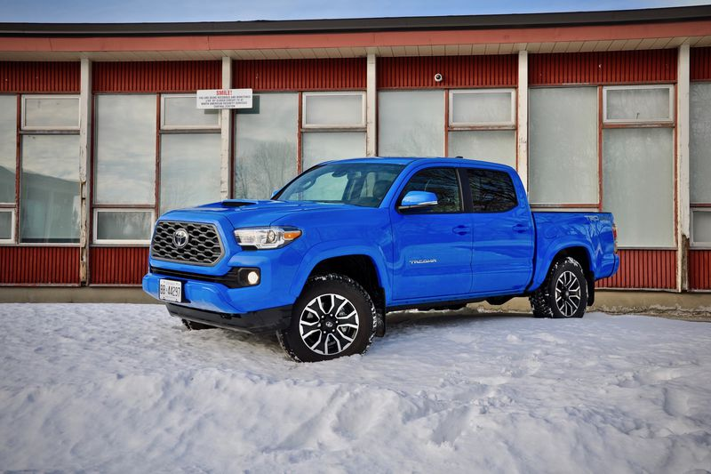 Pickup Review: 2020 Toyota Tacoma TRD Sport