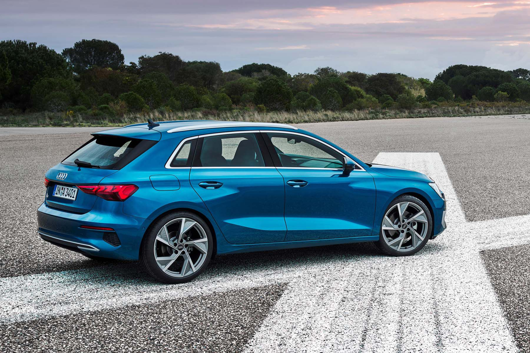 Audi S Next Gen A3 Sportback Brings Grace And Some Needed Space Driving