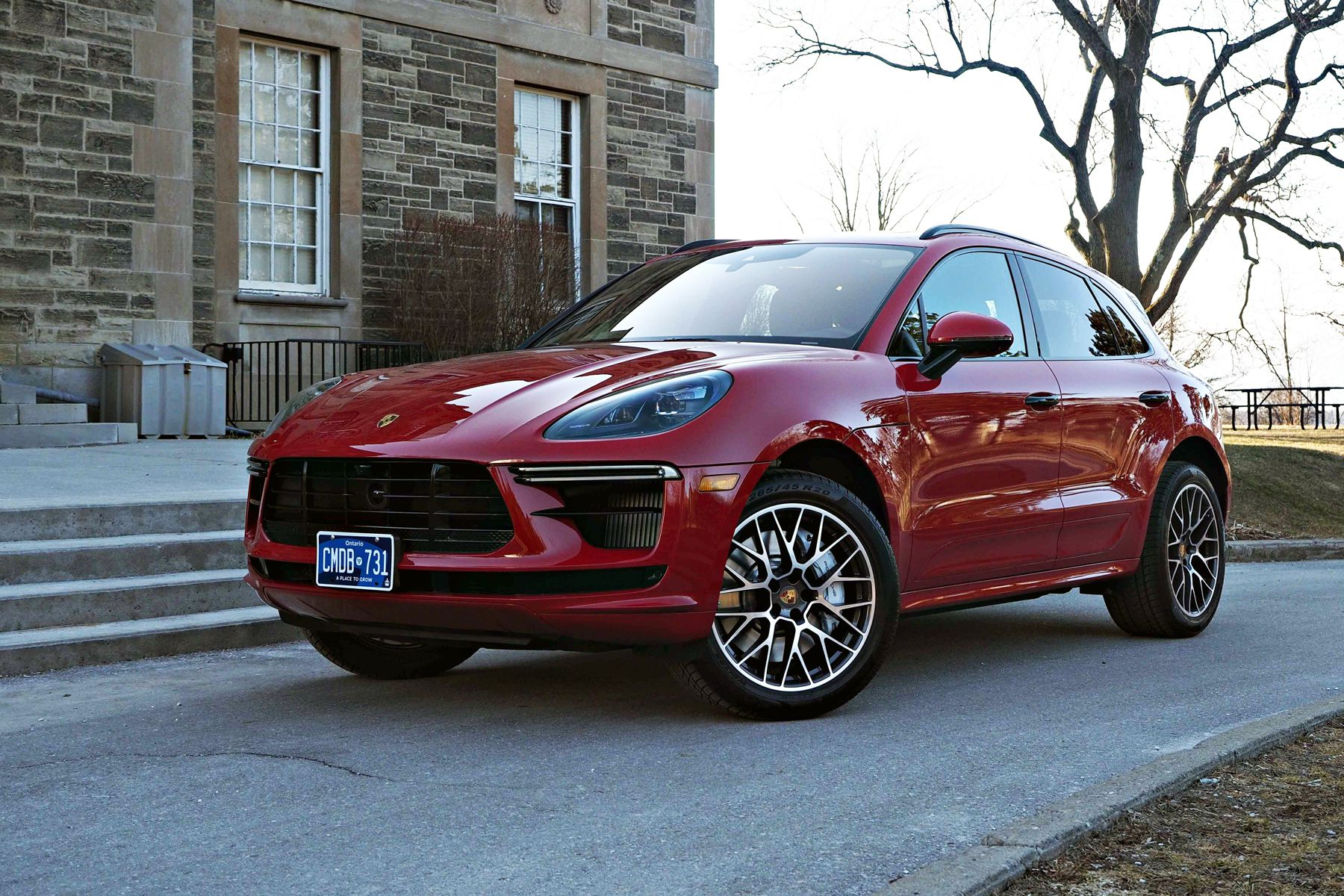 6 Things I Learned Driving The 2020 Porsche Macan Turbo Driving