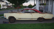 Canadian 'Boomer' wants to gift rare Mercury muscle car to young enthusiast