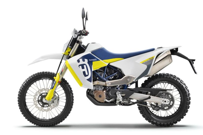 The 2020 Husqvarna 701 Enduro