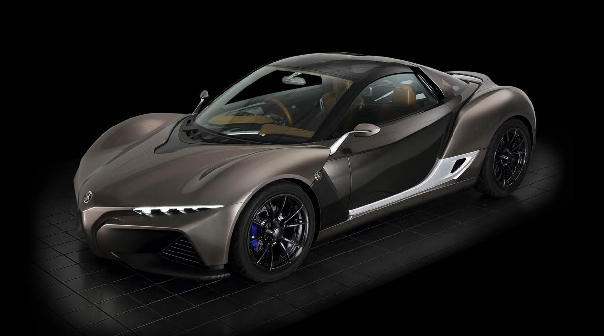 The 2015 Yamaha Sports Ride Concept