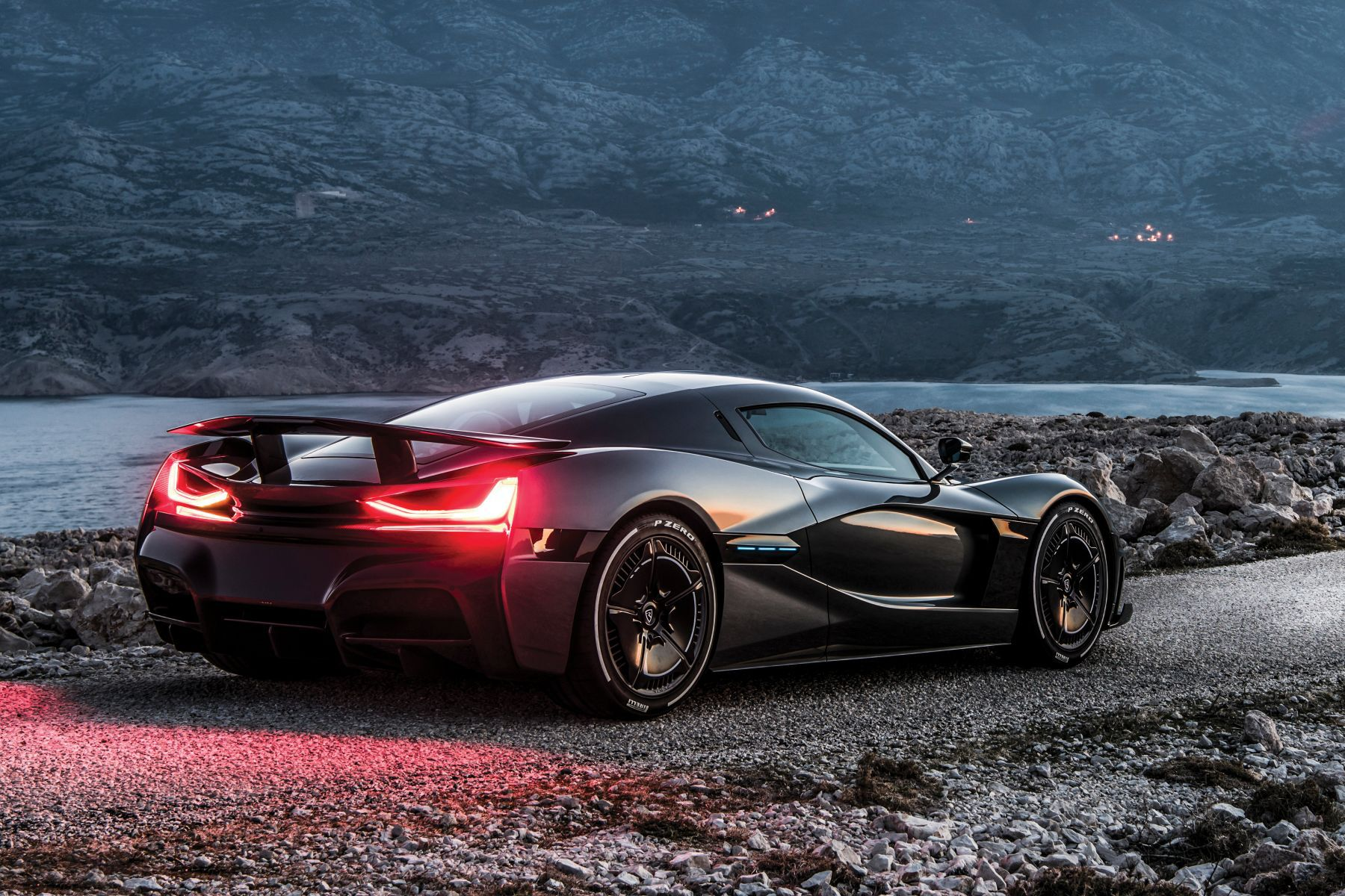 The Rimac C_TWO