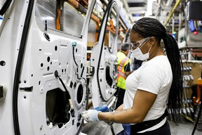 Ford started resuming production and operations in the United States today. The company has implemented robust safety and care measures globally to help support a safe and healthy environment for the company's workforce, including health assessment measures, personal protective equipment and facility modifications to increase social distancing.