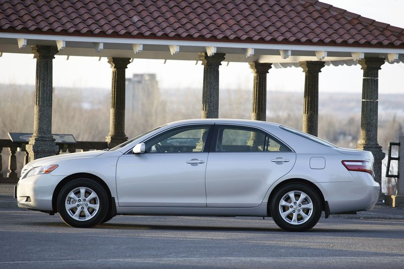 The 2008 Toyota Camry