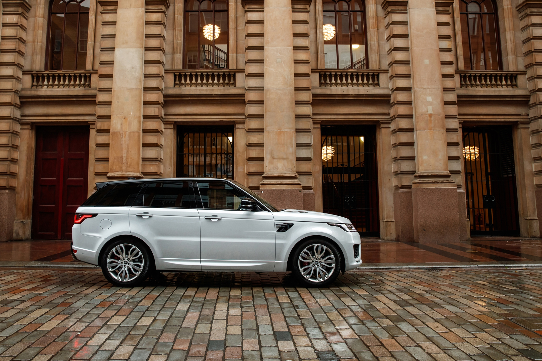 The 2021 Land Rover Range Rover
