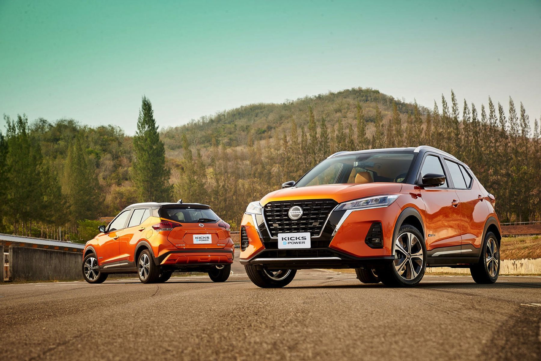2021 Nissan Kicks e-Power