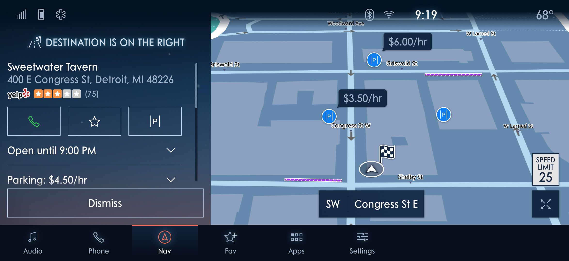 Ford SYNC 4 with Next-Gen INRIX Technology