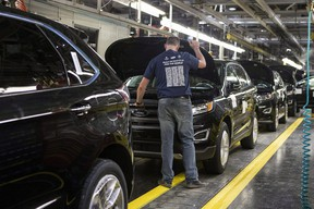 Ford Oakville Manufacturing