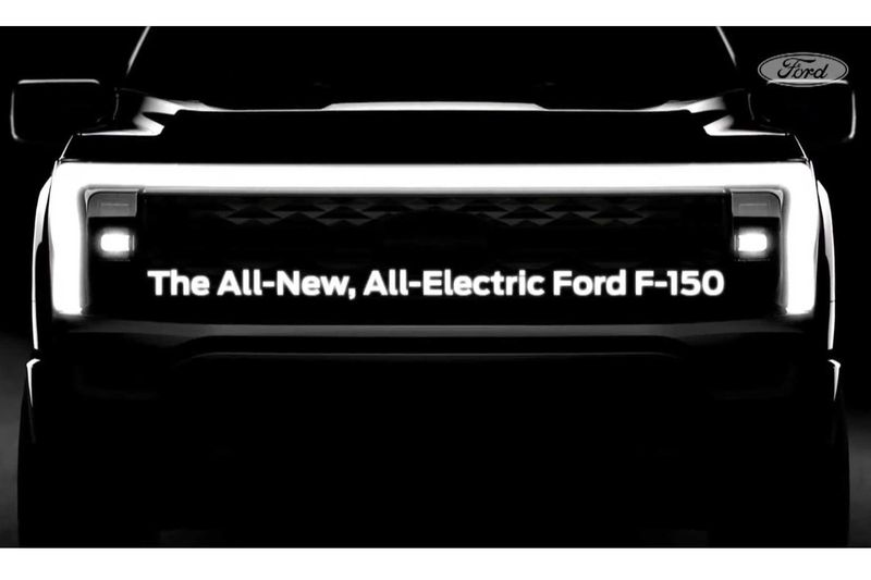 Ford's all-electric F-150 due out in 2022, will be its most powerful truck to date