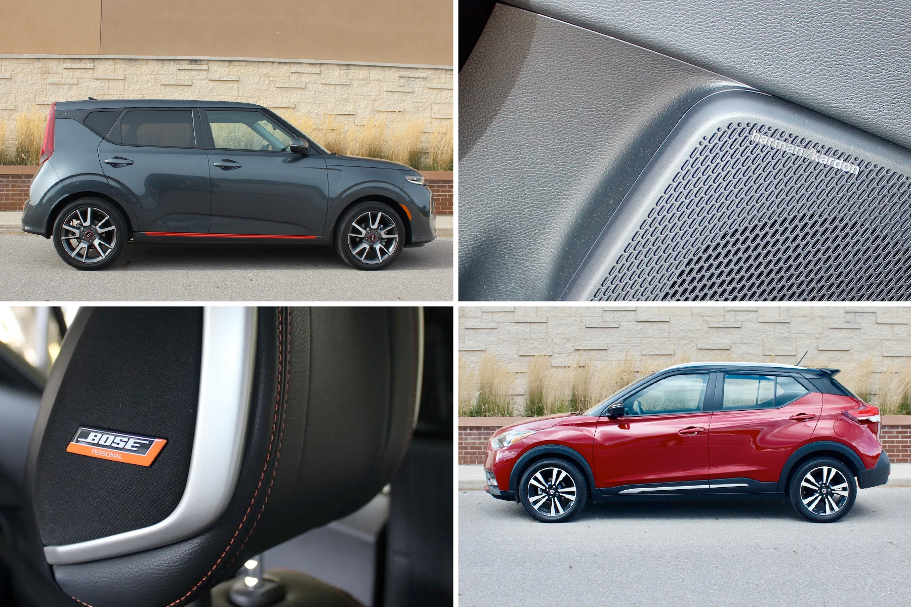 Audio Files: 2020 Kia Soul vs. 2020 Nissan Kicks