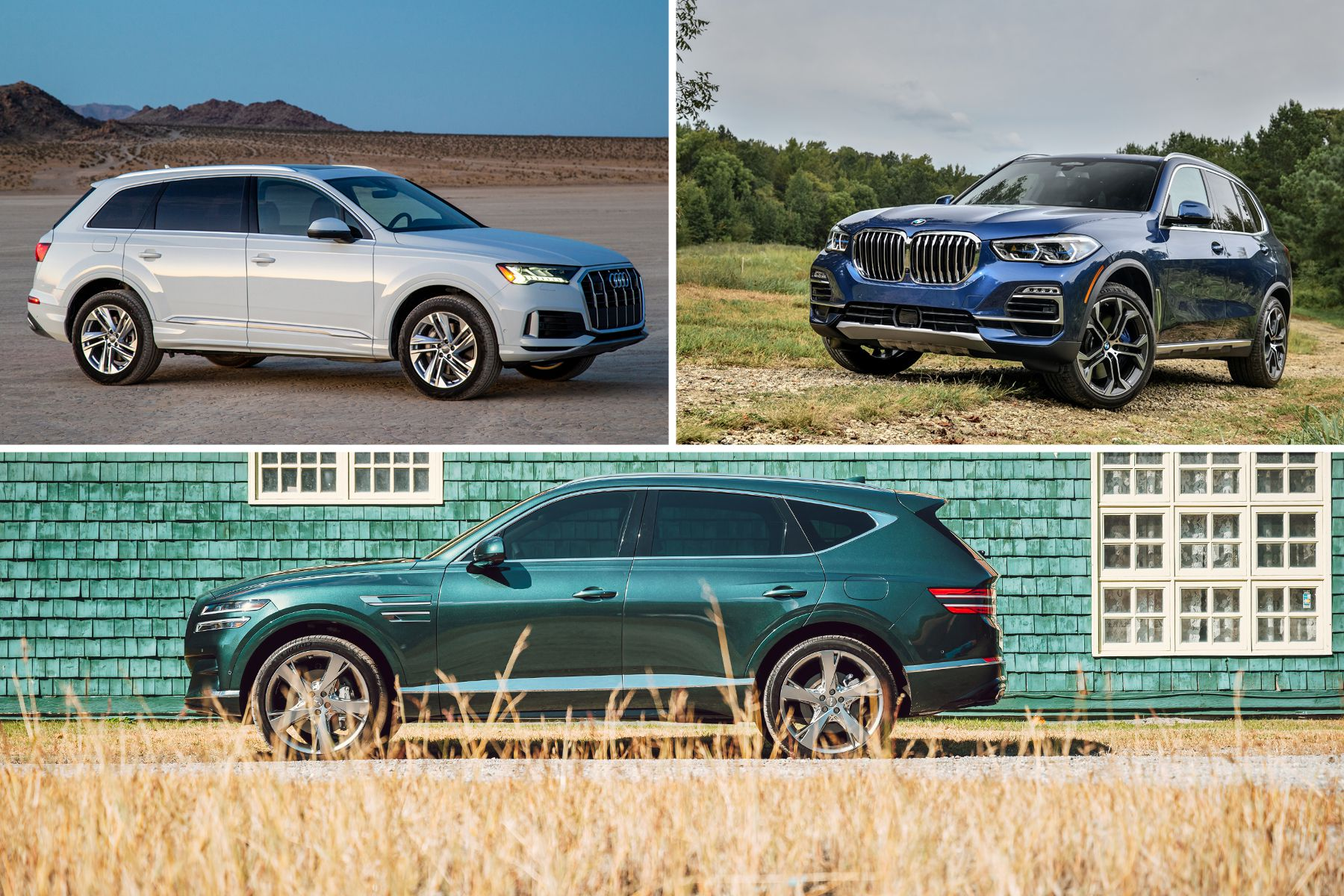 The Top 5 Luxury Suvs You Can Buy Today Driving Ca Driving