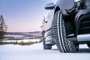 All-Weather Tire Nokian WR