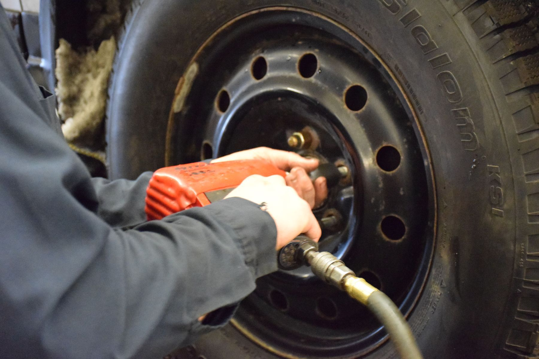 Winter Tires Garage Service