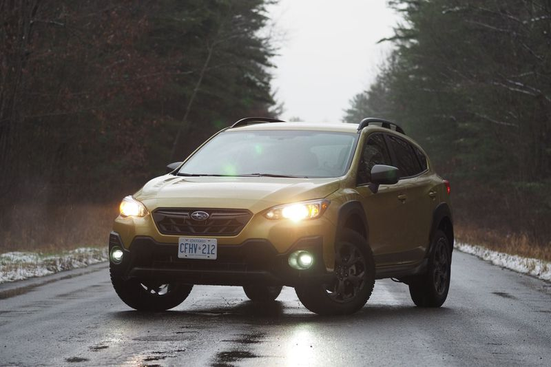 SUV Review: 2021 Subaru Crosstrek