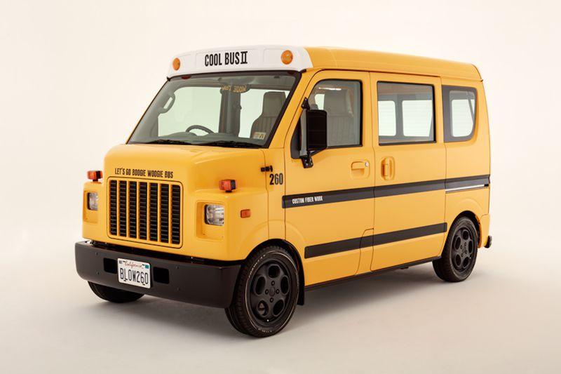 Kei School Bus