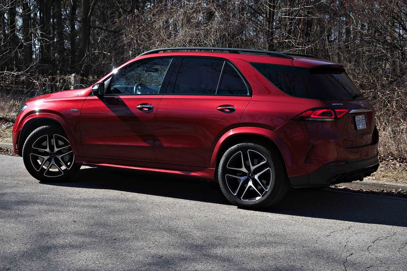 Want a 2021 Mercedes-AMG GLE 53? Look at these rival SUVs, too