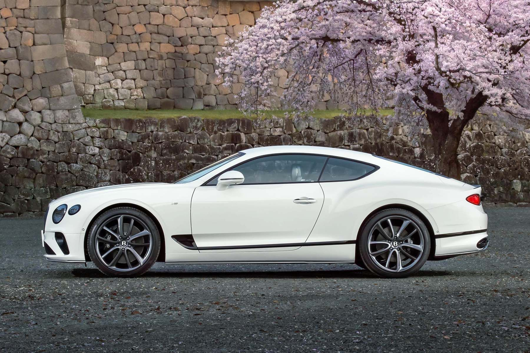BentleyContinental GT V8c