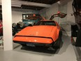 1975 Bricklin at the Canadian Automotive Museum. The cars were built in New Brunswick