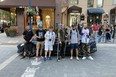 The Yorkville Car Spotters club, a Toronto group of enthusiastic young exotic-car photographers