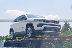Jeep Compass MHEV