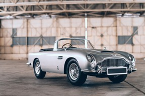 """The Little Car Company's Aston Martin DB5 Junior """"No Time To Die"""" Edition"""