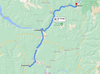 Rossland to Nelson