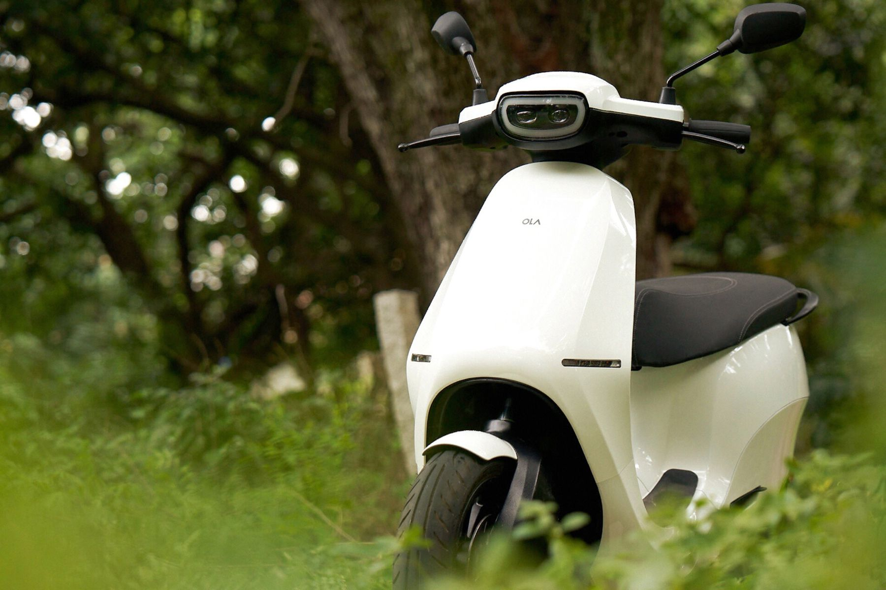 ola electric scooter India