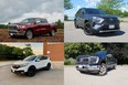 Canada's best-selling vehicles in 2021's first three quarters