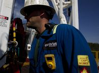 Cenvous Energy and Husky Energy say layoffs will occur mostly in Calgary.