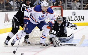 Shawn Horcoff, Edmonton Oilers (feature)