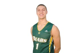 University of Alberta Golden Bears basketball player Brody Clarke was named to Canada's U-19 men's basketball team. The team will compete in the FIBA U-19 World Championship that begins in Greece on June 27.