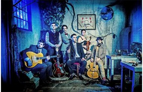 The Halifax band Gypsophilia bring a darker atmosphere to their high energy eclectic sounds at the TD Edmonton International Jazz Festival Friday, June 19, at the OSPAC Cabaret series.
