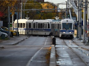 Mayor Don Iveson says Ottawa is shortchanging Edmonton over funding for the Valley Line LRT.
