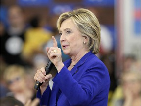 Democratic presidential candidate Hillary Rodham Clinton broke her longstanding silence over the construction of the Keystone XL pipeline, telling voters at a campaign stop in Iowa on Sept. 22, 2015 that she opposes the project assailed by environmentalists.